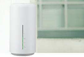 WiMAXのHOME L02